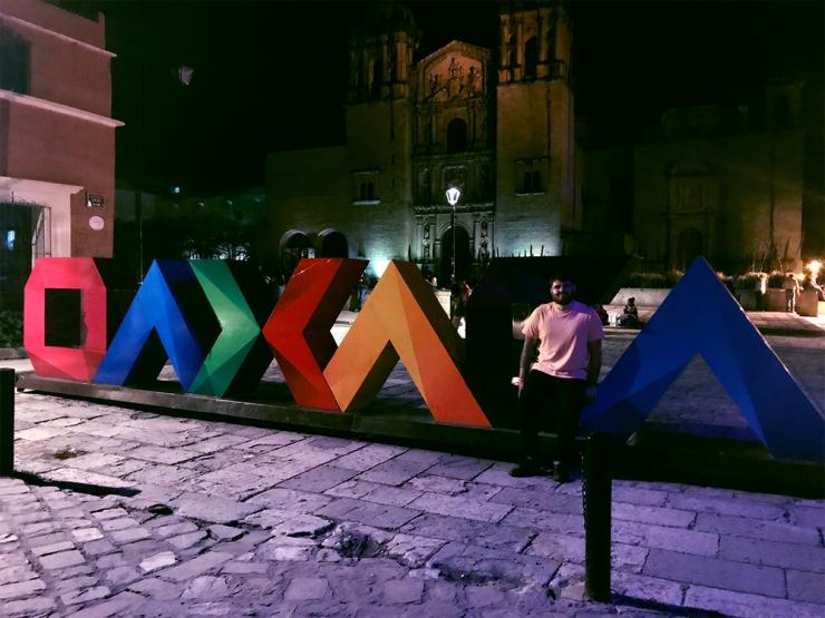 Oaxaca, Mexico: June 2017.